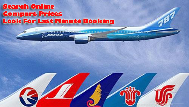 Inexpensive Worldwide Flight tickets